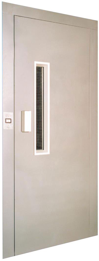 Imagen de Puerta Semiautomática LL de 900 Pintura Base